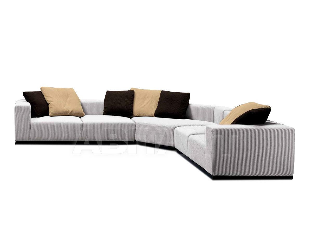 Купить Диван Formerin Contemporary Modern CLOONEY 2 x Divano terminale/Sofa with 1 arm + Angolo/Angle