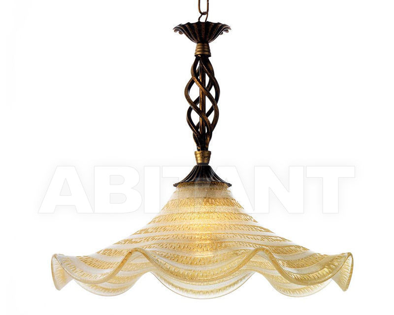 Купить Светильник Ciciriello Lampadari s.r.l. Lighting Collection 640 ambra sospensione dm.50