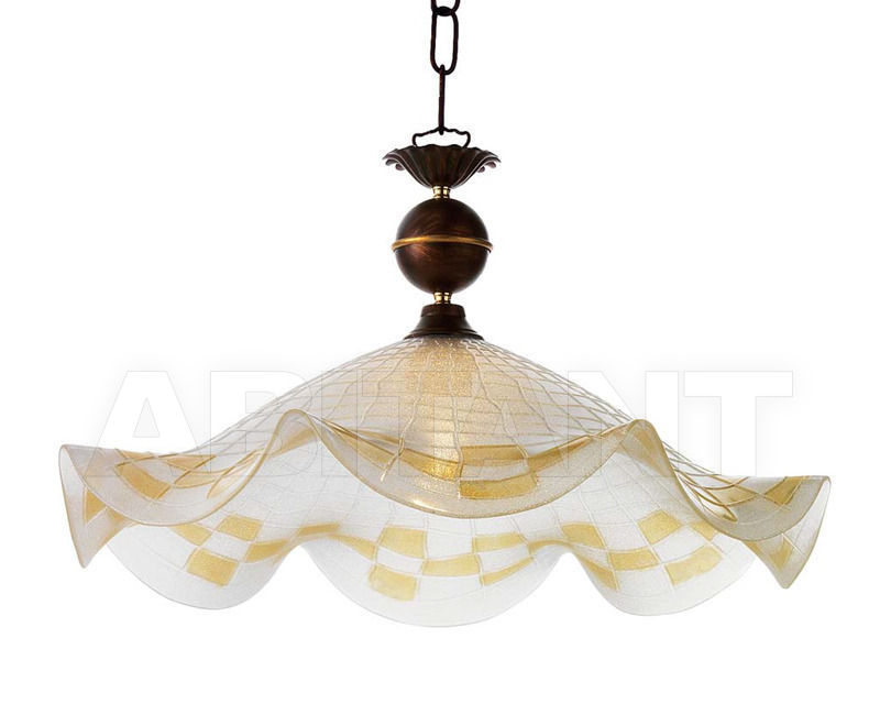 Купить Светильник Ciciriello Lampadari s.r.l. Lighting Collection Tartaruga sospensione d.50