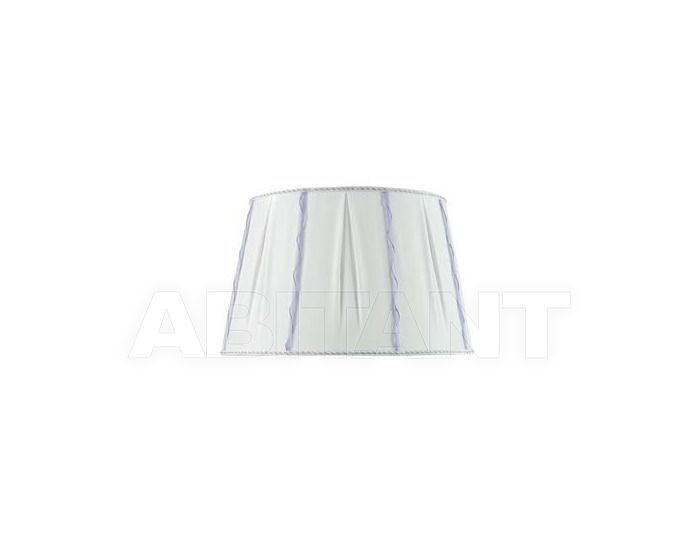 Купить Абажур Ciciriello Lampadari s.r.l. Lighting Collection 4030 impero bicolore BIANCO/LILLA 45