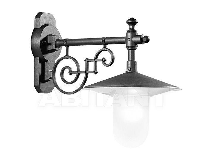 Купить Фасадный светильник Rossini Illuminazione Classic A.834