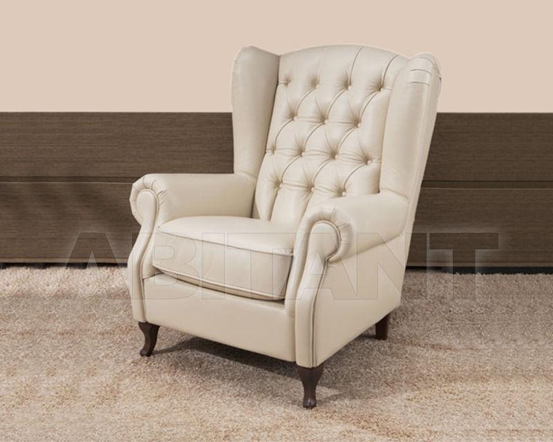 Купить Кресло Dibenedetto Living srl Poltrone BERGERE 2