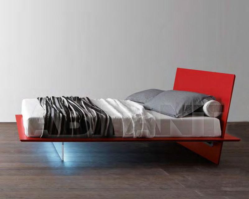 Купить Кровать PLANA Presotto Letti&complementi RP15