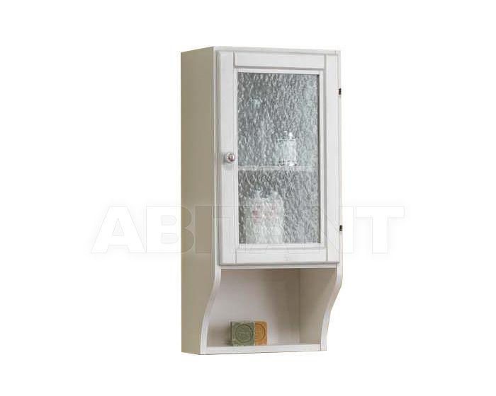 Купить Шкаф для ванной комнаты Ciciriello Lampadari s.r.l. Bathrooms Collection Pensile singolo avorio art. C150VEDEC