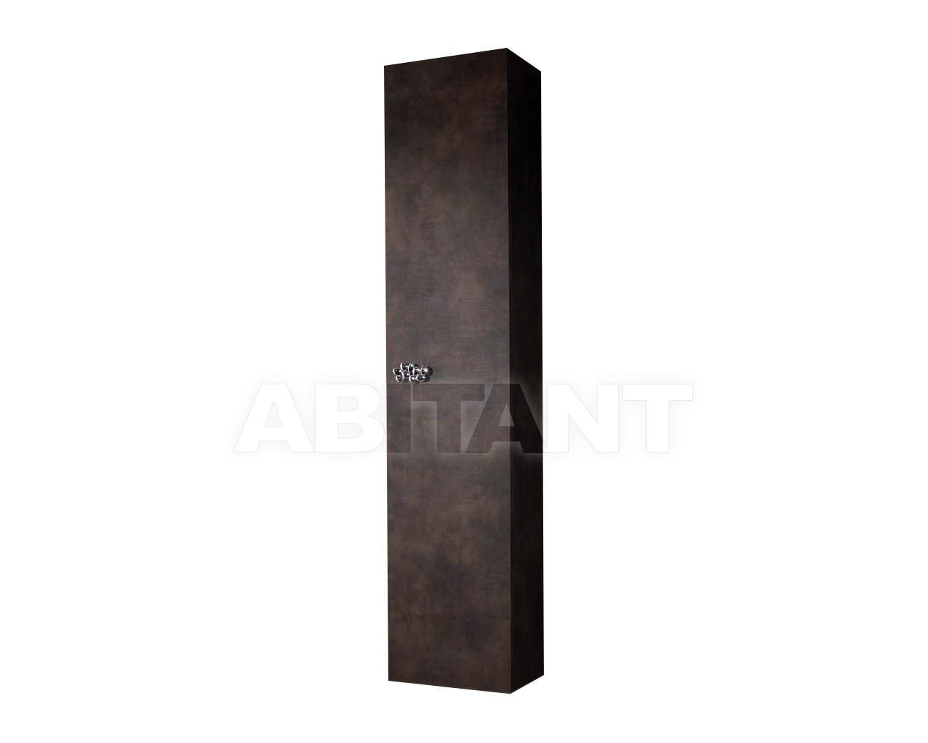 Купить Шкаф для ванной комнаты Ciciriello Lampadari s.r.l. Bathrooms Collection Colonna Melissa foglia bronzo