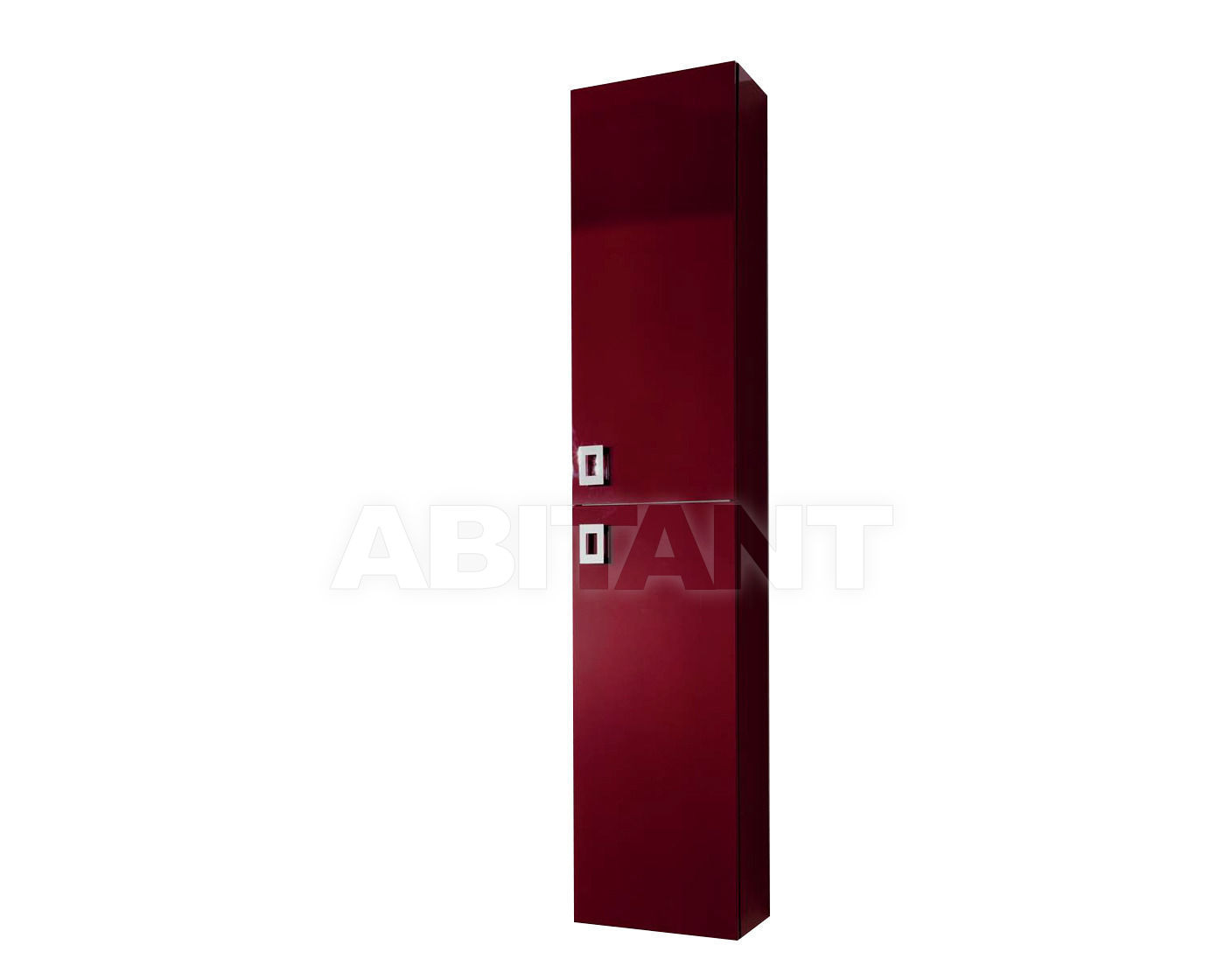 Купить Шкаф для ванной комнаты Ciciriello Lampadari s.r.l. Bathrooms Collection Colonna Margot 2A rosso