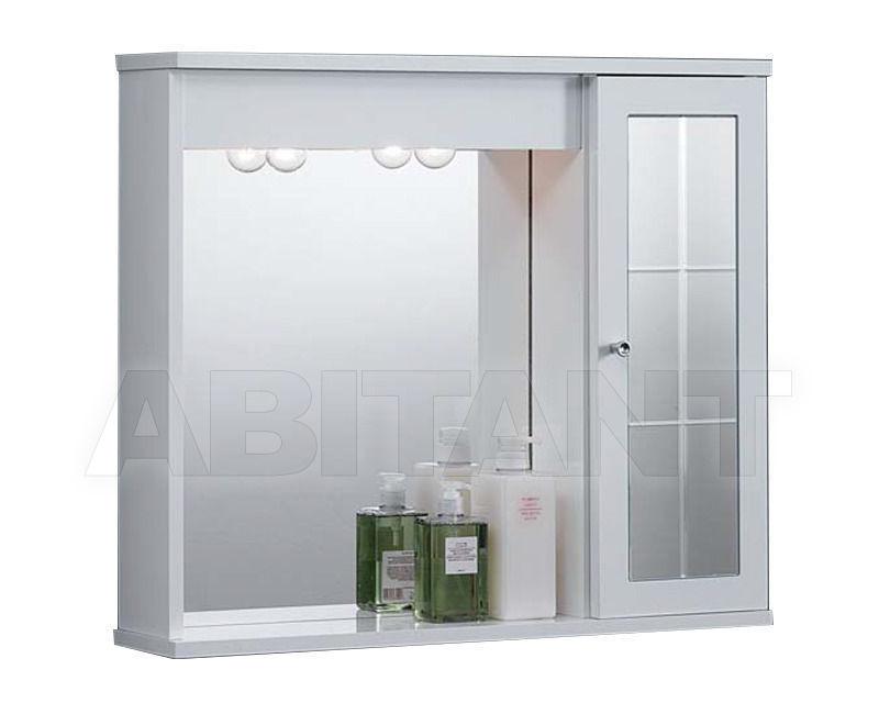 Купить Шкаф для ванной комнаты Ciciriello Lampadari s.r.l. Bathrooms Collection NETTUNO 01