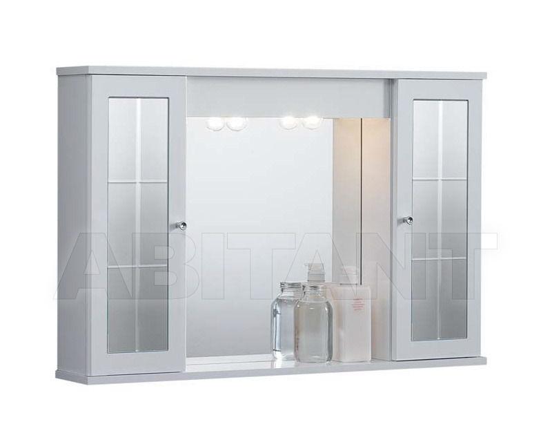 Купить Шкаф для ванной комнаты Ciciriello Lampadari s.r.l. Bathrooms Collection PLUTONE 01