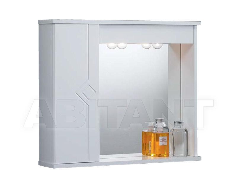 Купить Шкаф для ванной комнаты Ciciriello Lampadari s.r.l. Bathrooms Collection NETTUNO 08