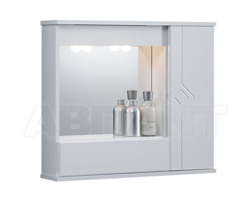 Купить Шкаф для ванной комнаты Ciciriello Lampadari s.r.l. Bathrooms Collection GIOVE 08 da 70cm