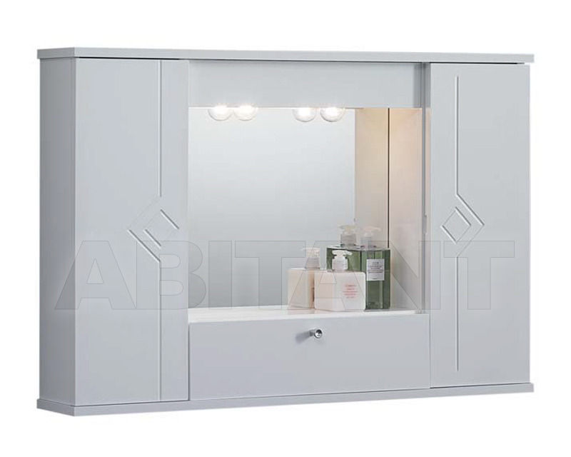 Купить Шкаф для ванной комнаты Ciciriello Lampadari s.r.l. Bathrooms Collection MERCURIO 08 da 90cm