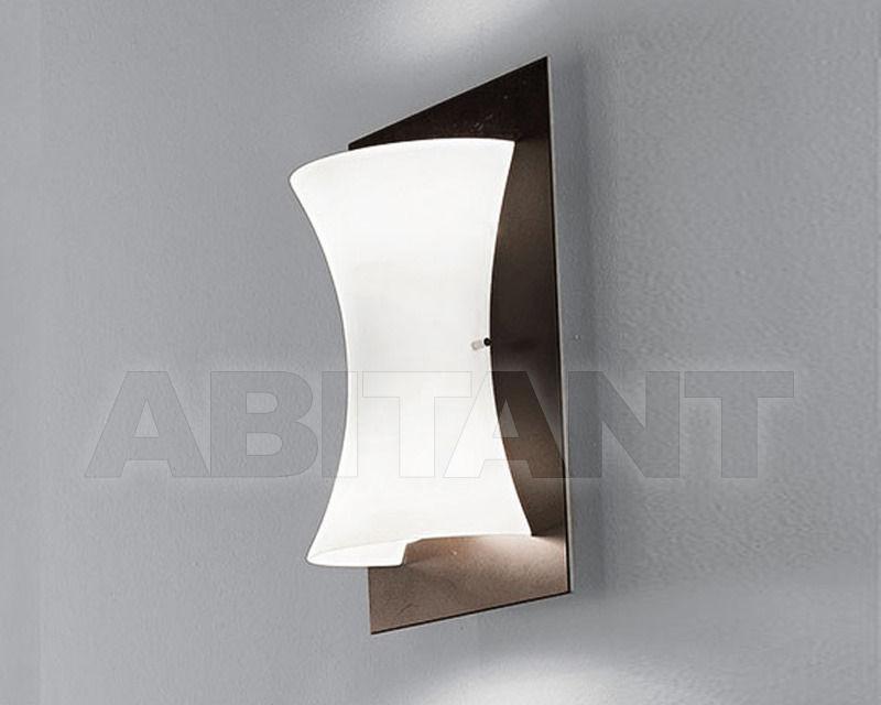 Купить Светильник настенный TUBE WENGE' Antea Luce Generale Collection 4844.1 WEN