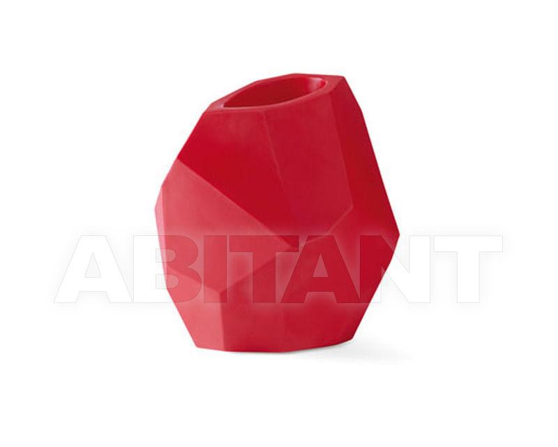Купить Кашпо Slide Pots SD SEC060 red