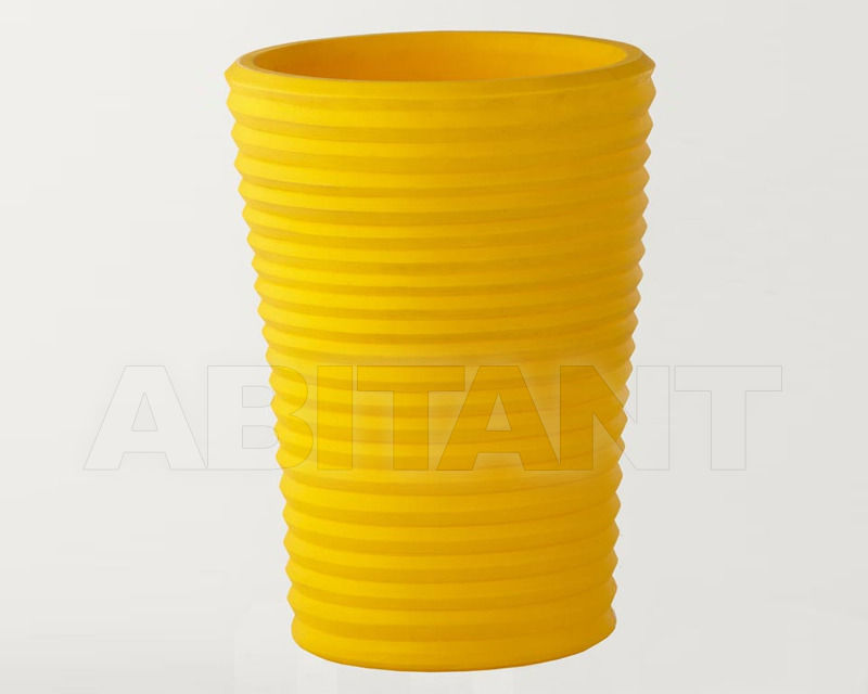 Купить Кашпо Slide Pots SD POT040 yellow