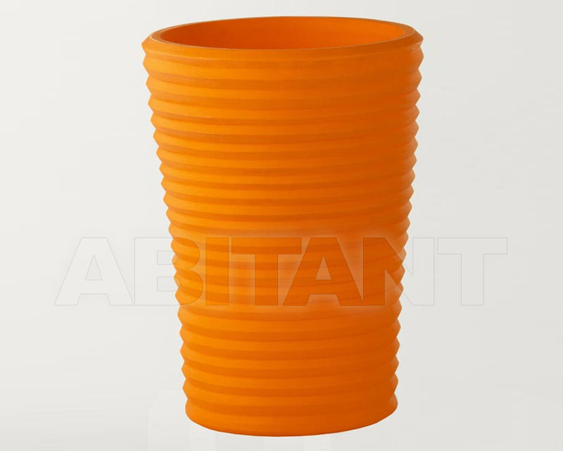 Купить Кашпо Slide Pots SD POT050 orange