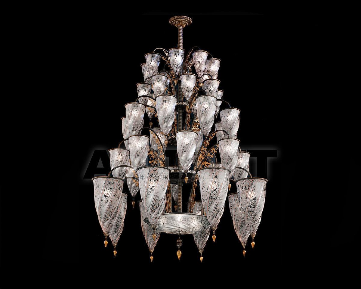 Купить Люстра Archeo Venice Design Lamps&complements F1/41 NE