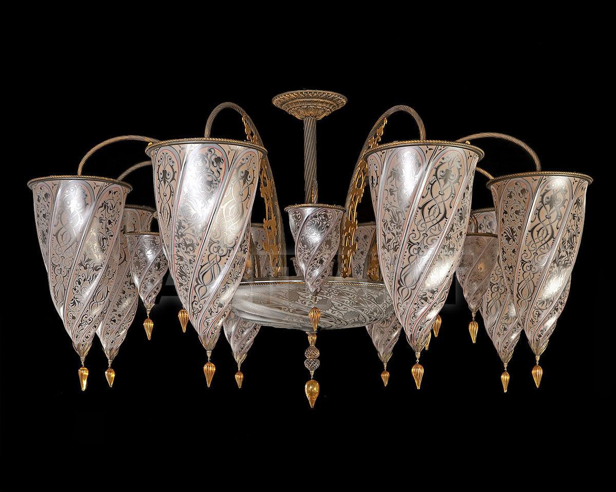 Купить Люстра Archeo Venice Design Lamps&complements F4/17 NE