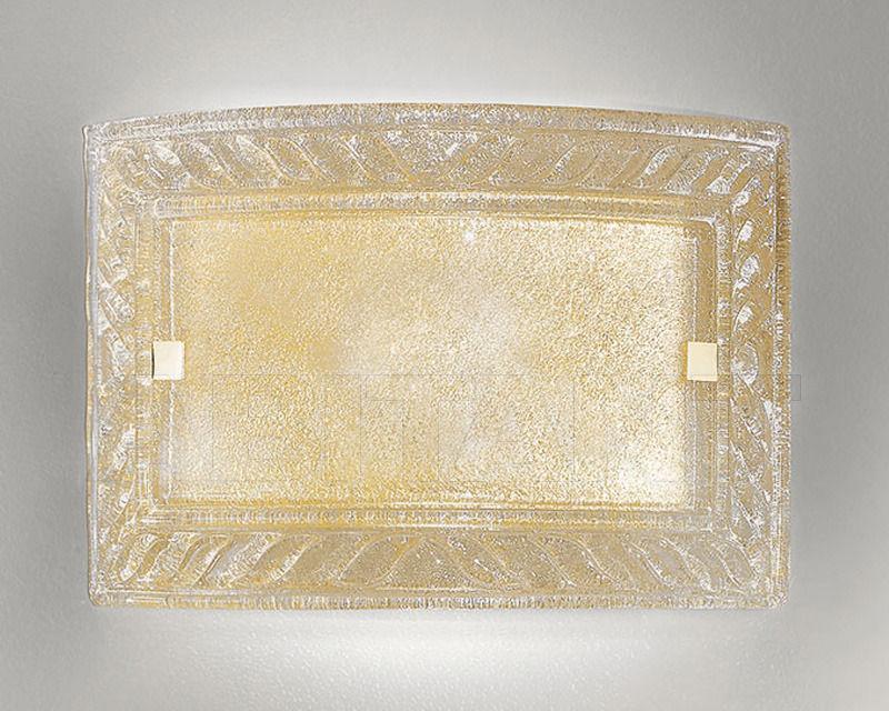 Купить Светильник настенный GIADA ORO Antea Luce Generale Collection 5244.47 AMB- ORO