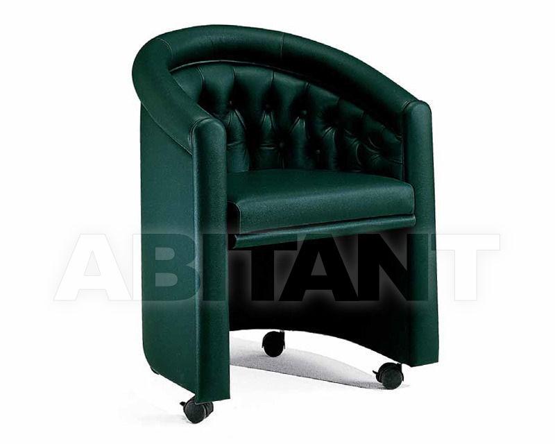 Купить Кресло для кабинета SIMON CAPITONE Elledue Office SIMON CAPITONE