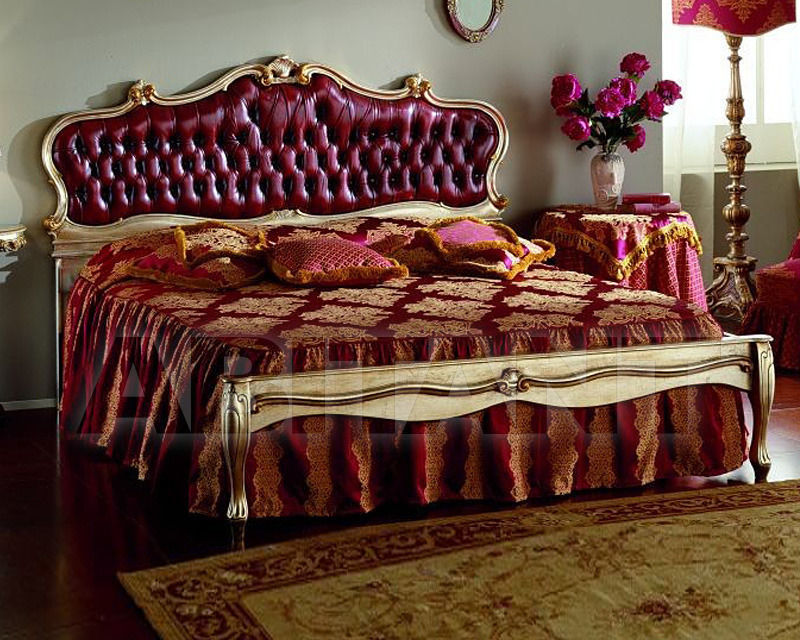 Купить Кровать Onda 2 Stile Italia I.S. interior space s.r.l. 2010 7090-C/T + P