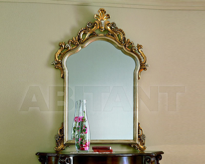 Купить Зеркало настольное ANTIQUA specchiera Stile Italia I.S. interior space s.r.l. 2010 1017