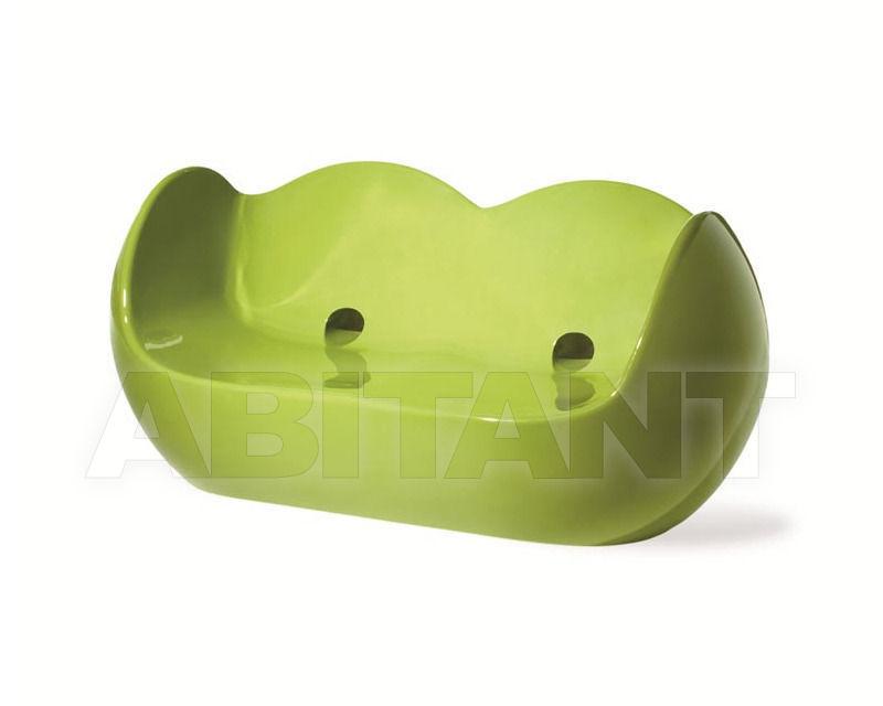 Купить Диван для террасы Slide Furniture SD BLO086 green