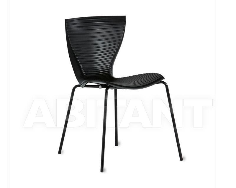 Купить Стул Slide Furniture SD GLR080 black