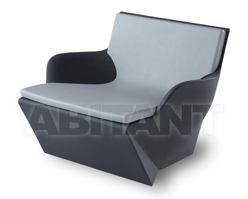 Купить Кресло для террасы Slide Furniture SD SAN070+SD SAN071 black