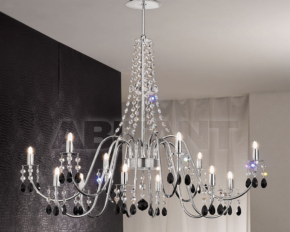 Купить Люстра NHORA Antea Luce Generale Collection 5676.12 COL