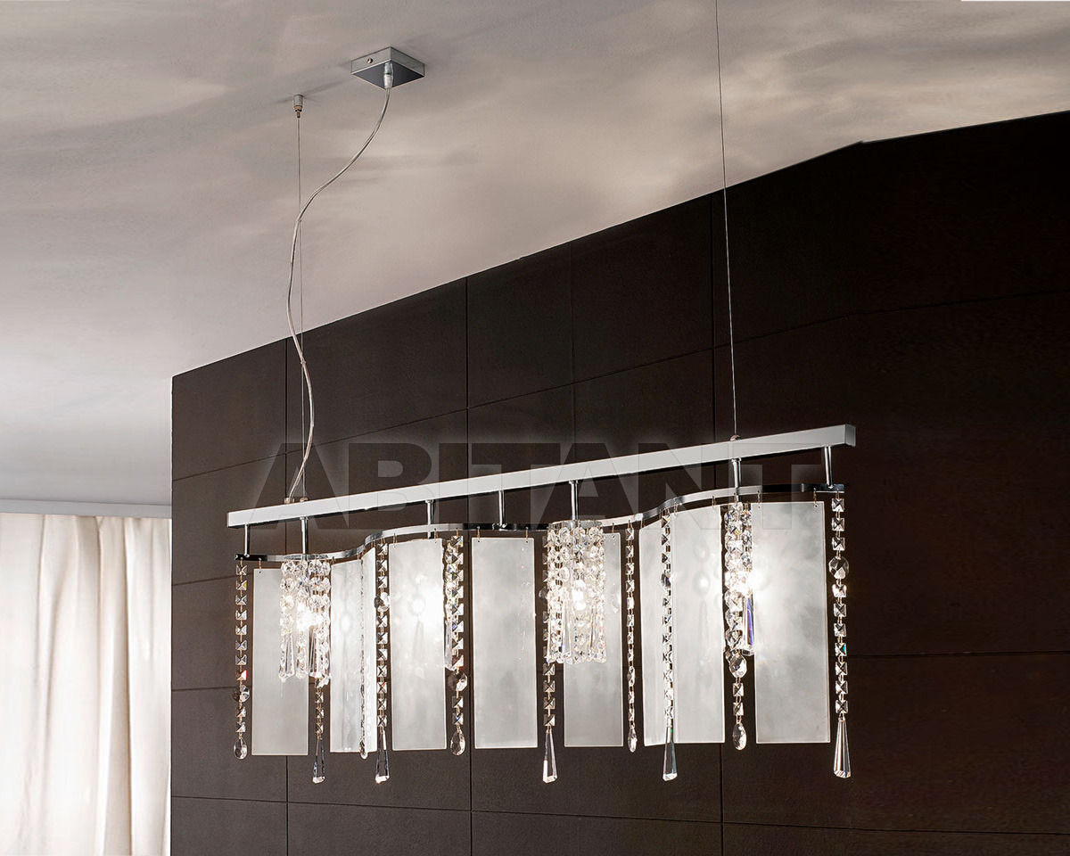 Купить Люстра IKE LED Antea Luce Generale Collection 5768.4