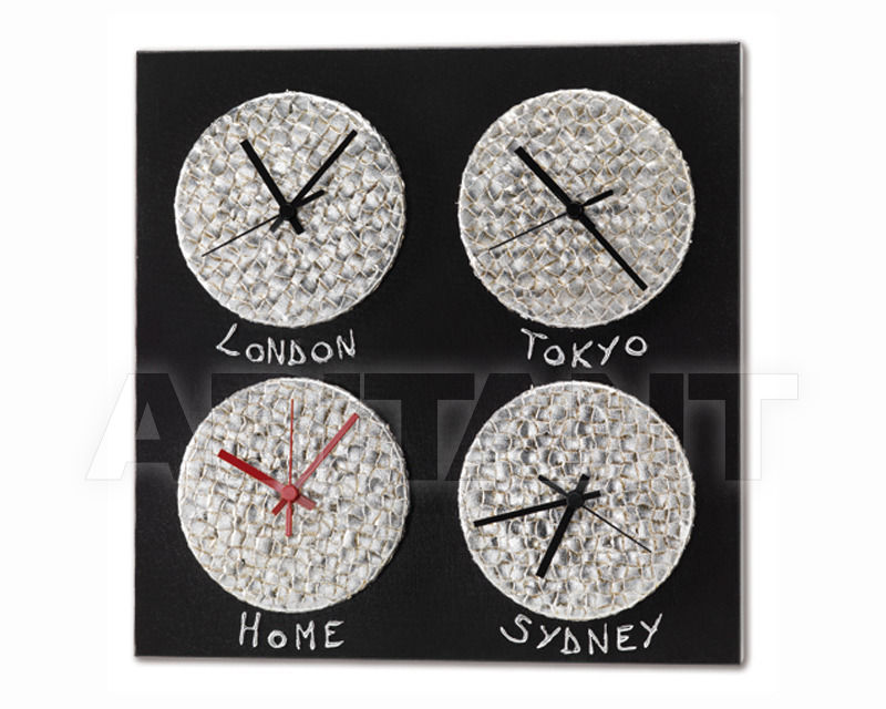 Купить Часы настенные Pintdecor / Design Solution / Adria Artigianato Clocks P3632