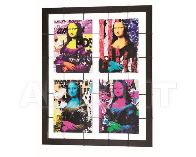 Купить Картина Pintdecor / Design Solution / Adria Artigianato Furnishing Paintings P3530