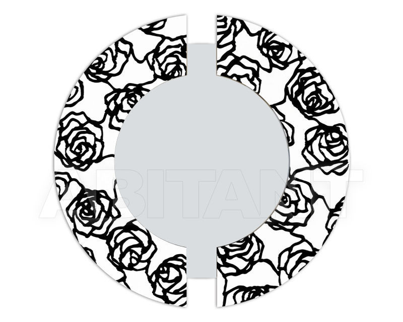 Купить Зеркало настенное Pintdecor / Design Solution / Adria Artigianato Specchiere P4216