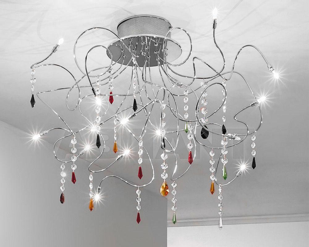 Купить Люстра SAGITTA Antea Luce Generale Collection 5572.15 - 20W COL
