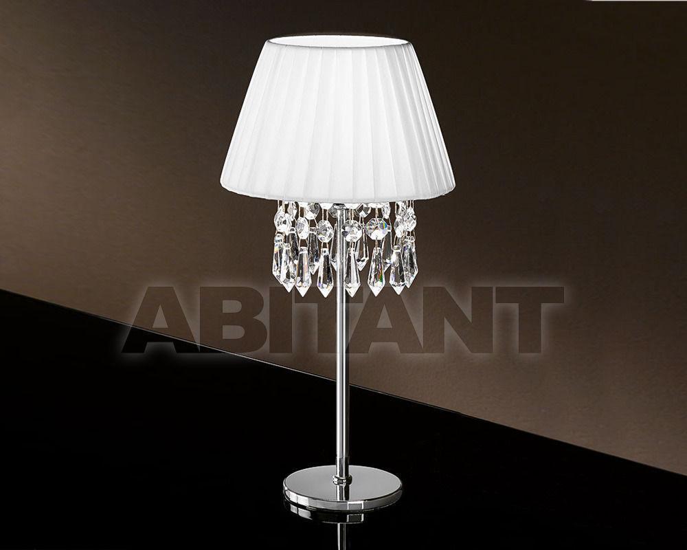 Купить Лампа настольная PAOLINA Antea Luce Generale Collection 5787.18 CRI