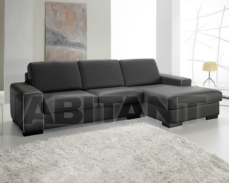 Купить Диван  SANDRA Zanisofa srl 2013 Mod.  SANDRA 3P+right corner sofa