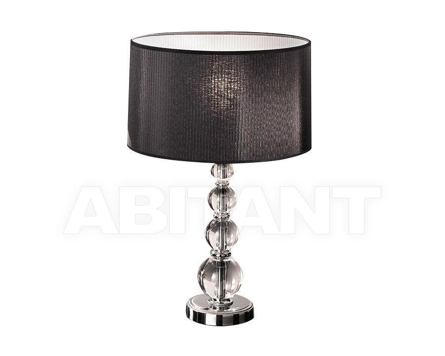 Купить Лампа настольная ZUNA NOIR Antea Luce Generale Collection 5797.30 1