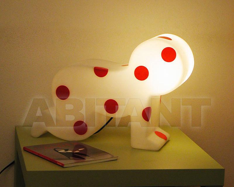Купить Лампа настольная Slide Lights SD BBY045 red