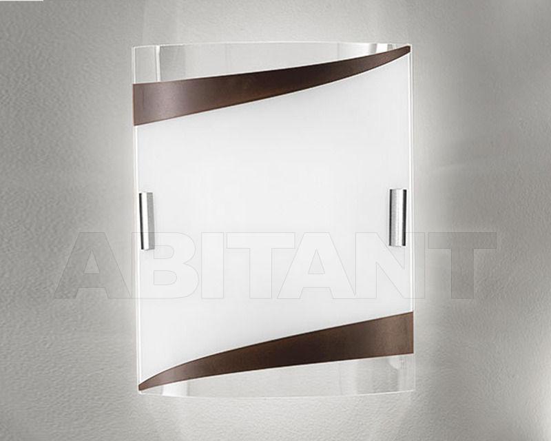 Купить Светильник настенный SQUARE MOKA Antea Luce Generale Collection 5842.37