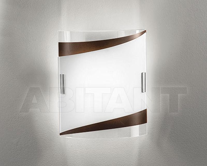 Купить Светильник настенный SQUARE MOKA Antea Luce Generale Collection 5844.27