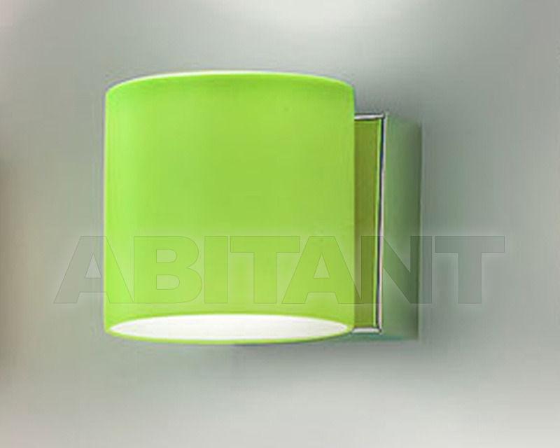 Купить Светильник настенный CYLINDER'S COLOR Antea Luce Generale Collection 5934 COL 1