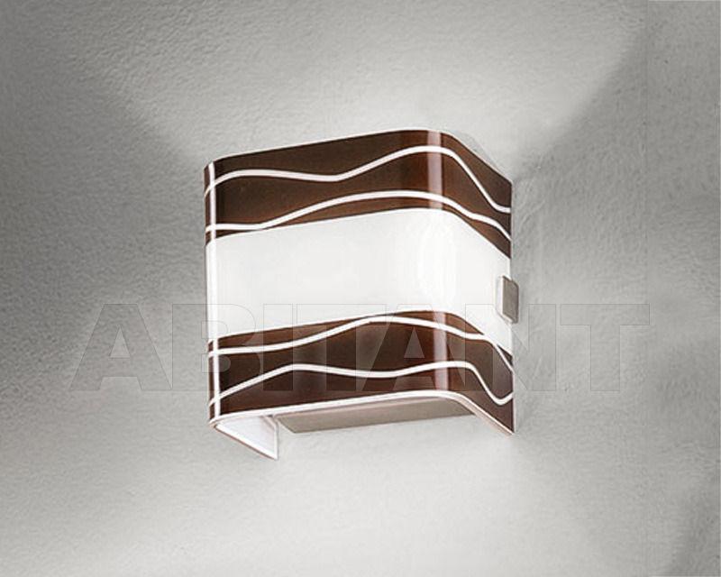 Купить Светильник настенный LINEAR WENGE' Antea Luce Generale Collection 5942.10 LED