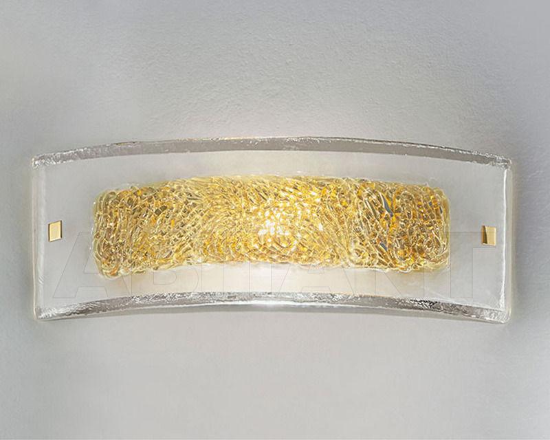 Купить Светильник настенный CAROLINA Antea Luce Generale Collection 5614.40 LED ORO- AMBRA.