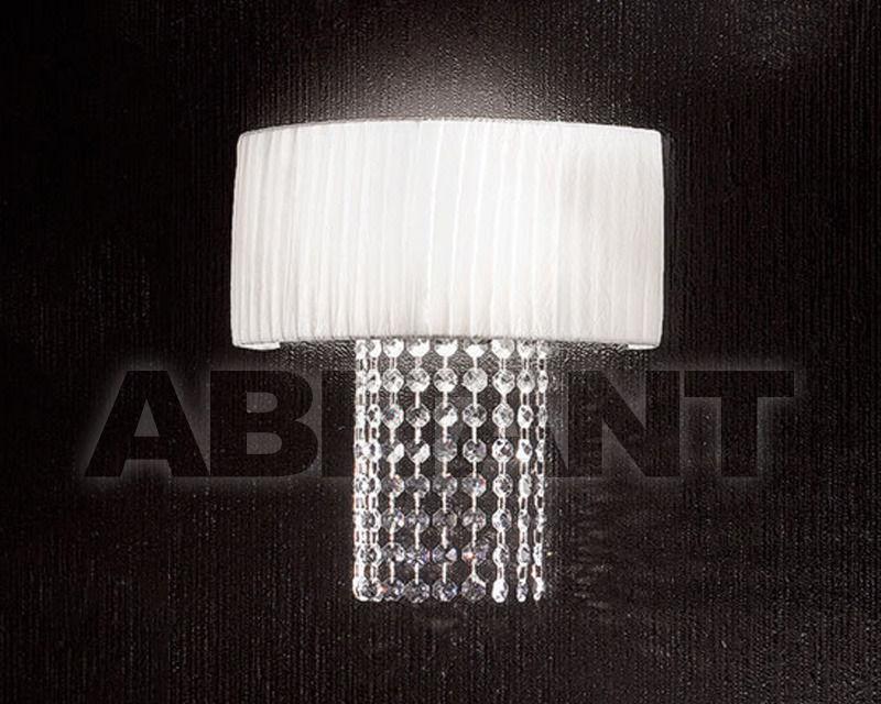 Купить Светильник настенный KIRK CON CRISTALLI Antea Luce Generale Collection 6044.1.30