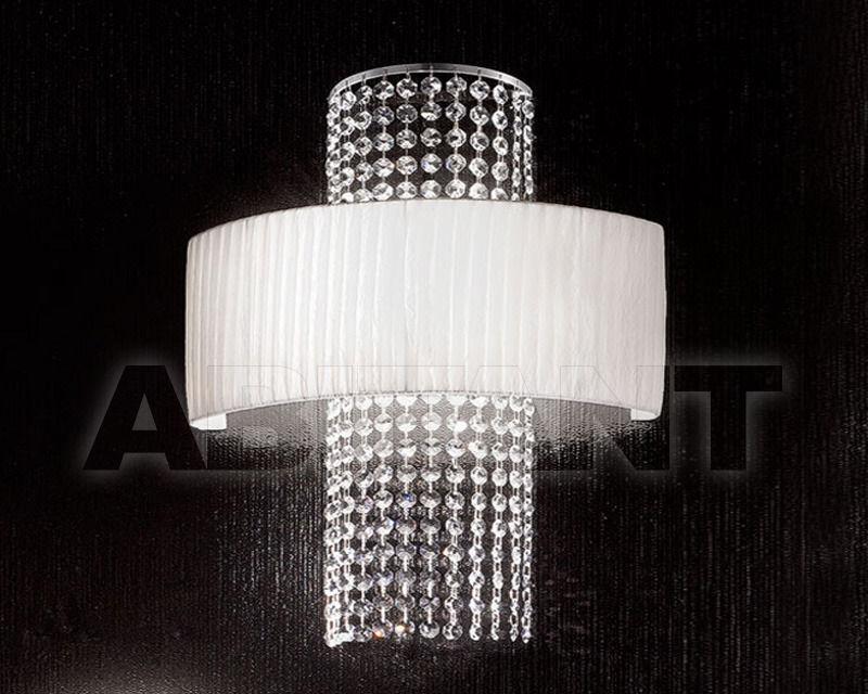 Купить Светильник настенный KIRK CON CRISTALLI Antea Luce Generale Collection 6044.2.40