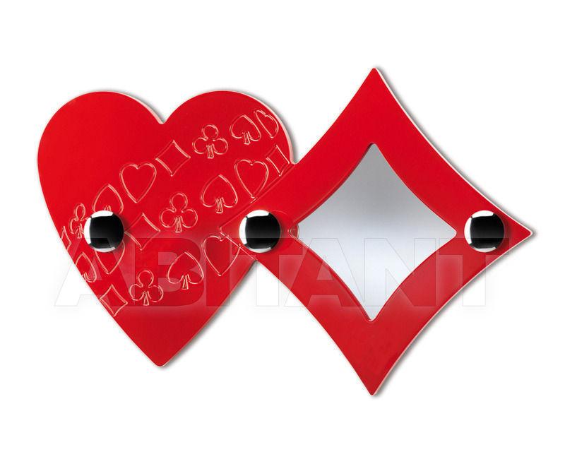Купить Вешалка настенная Pintdecor / Design Solution / Adria Artigianato Appendiabiti P3608
