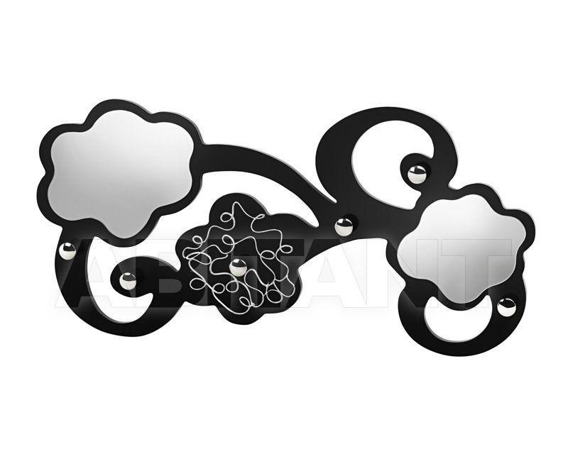 Купить Вешалка настенная Pintdecor / Design Solution / Adria Artigianato Appendiabiti P2620