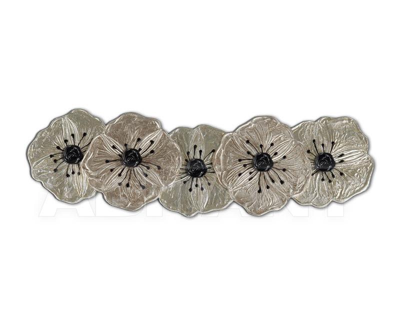 Купить Вешалка настенная Pintdecor / Design Solution / Adria Artigianato Appendiabiti P4086