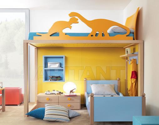 Купить Кровать детская Dear Kids s.n.c. Boxer BK1412RL