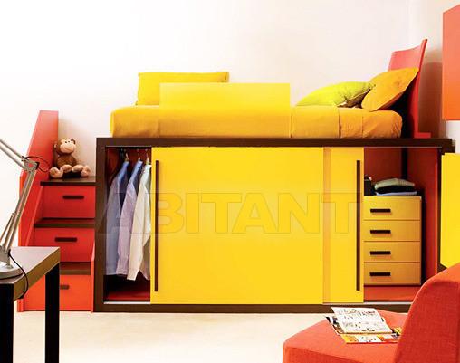 Купить Кровать детская Dear Kids s.n.c. Boxer BK1210RA